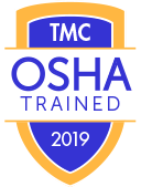 TMC OSHA Trained 2019